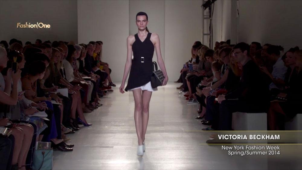 Victoria Beckham New York Fashion Week Spring Summer 2014