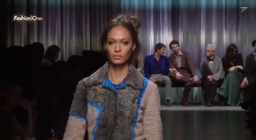 Angela Missoni talks new perspectives on knitwear for A/W 2014-15
