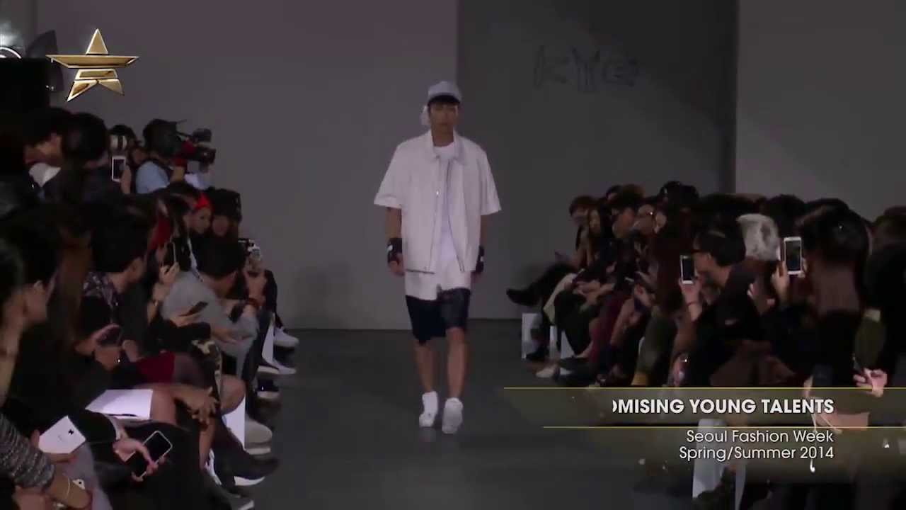 Next Generation Seoul: Promising Young Talents Seoul Fashion Week Spring/Summer 2014