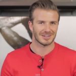 FashionOne takes a look at the successful career of British football star David Beckham
