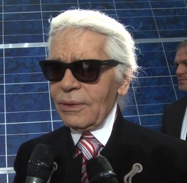Karl Lagerfeld Conquers Fashion One's  Top 10 Designers of 2014 List