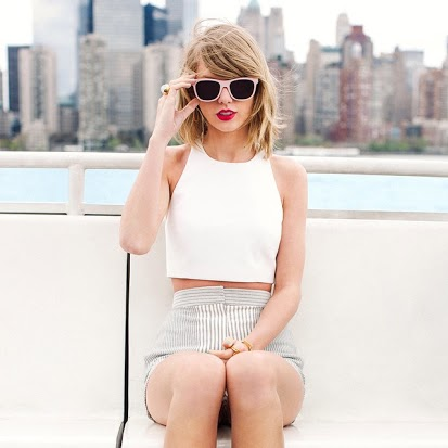 Taylor Swift Shakes Off Competition On Fashion One's  Top 10 Most Stylish Celebrities Of 2014 List