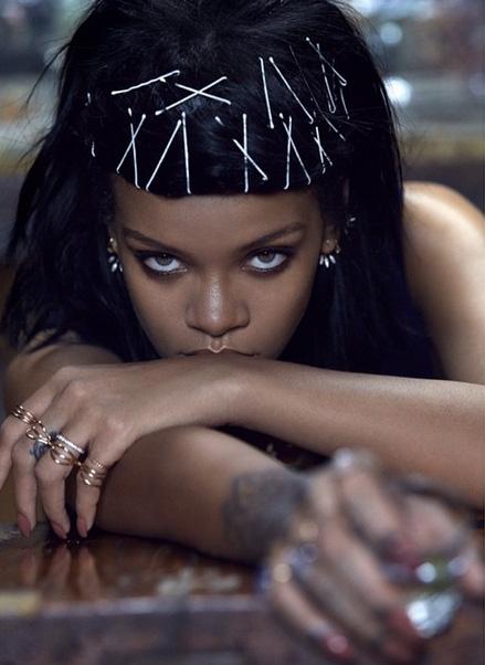 Rihanna Kills the Game in W Magazine's 10th Anniversary Issue