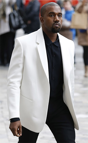 Kanye Doesn't Pull a Kanye, Finally Defends His Adidas Collection