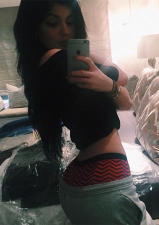 Kylie Jenner Posts Underwear Selfie: 10 Best #Belfies from the Kardashian-Jenners