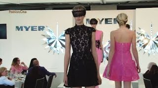Australia Looks Forward to Spring and Summer with the MYER Fashion Lunch Event