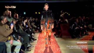 Black Mass Rising: GIVENCHY Paris Fashion Week 2015-16