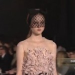 Oceans of Tulle and Elegant Youth at the Giambattista Valli Haute Couture Show