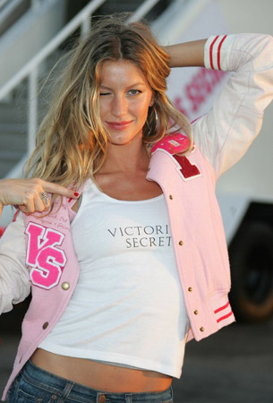 Gisele Bundchen Retires: 10 Best Victoria's Secret Moments Off the Runway
