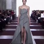An Oxymoron at Yiqing Yin Paris Haute Couture Spring/Summer 2015
