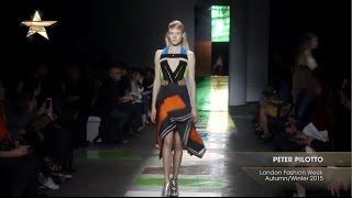 Playful Sophistication with Peter Pilotto's Grown Up Game Board Dresses