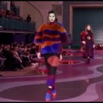 Roksanda Mixes Psychedelic Swirls with Classic 40s Glamour at London Fashion Week