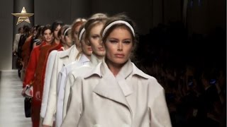 Structured and Sophisticated White Shirts for Fendi Autumn/Winter 2025
