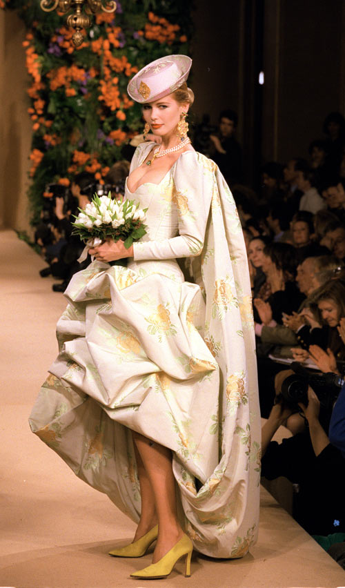 8 Most Breathtaking Couture Wedding Gowns