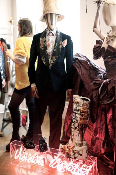 Royalty and Gender Bending in Vivienne Westwood's Gold Label: Unisex