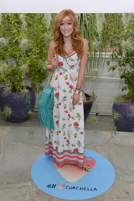 Stars Come Out for H&M Loves Coachella Party