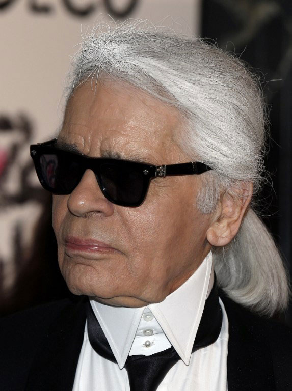 Karl Lagerfeld Hated 'Zoolander 2' at Fashion Week
