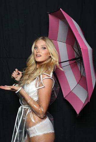 Its Raining Victoria's Secret Angels! See the Video