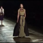 Refined Glamour Keeps Opulence Belted in a Beautiful Collection from Dries Van Noten