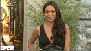 Celebrity Profiles: Rosario Dawson