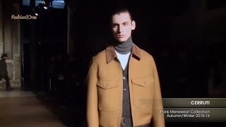 Chic Retro Cool Meets Fresh Sporty Formal Wear in an Elegant Menswear Collection from Cerruti