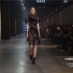 Christopher Kane Makes Science Sexy with a Passionate Collection to Set Pulse Rates Soaring
