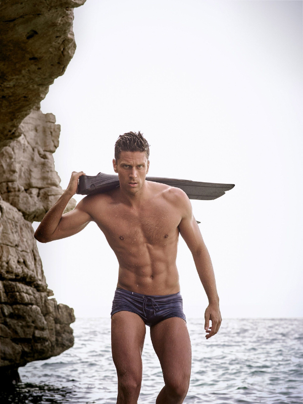 Luca Dotto For Biotherm Homme