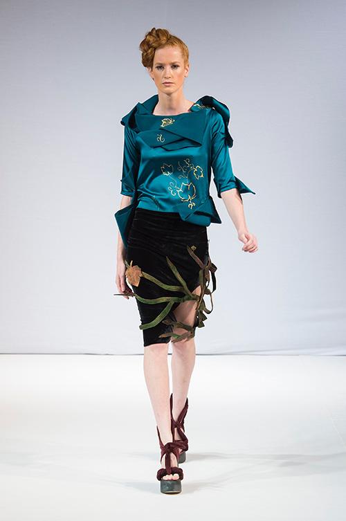 Through the Grapevine with Fashion Week Paris designer PATUNA