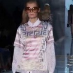 A Sparkling Parade of Pop at Versace Spring/Summer 2015 Milan Fashion Week