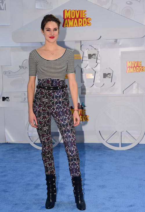 Hot or Not: 10 Standout Looks from the MTV Movie Awards