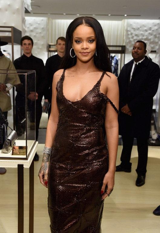 Rihanna Finally Talks About Leonardo DiCaprio Dating Rumors