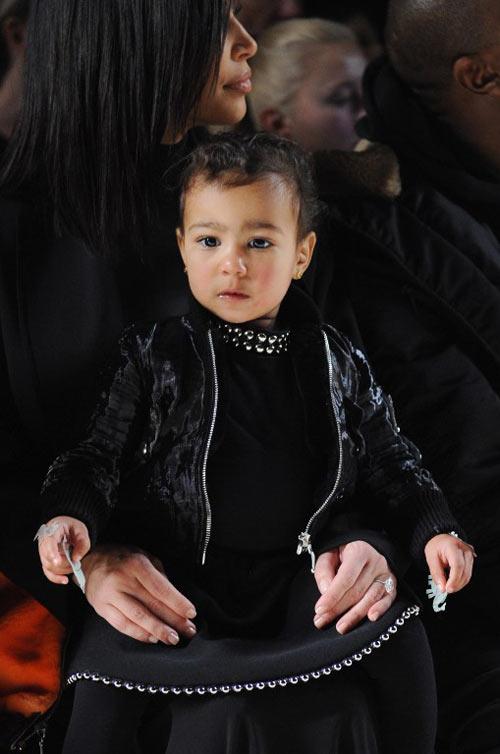 Kim Kardashian On Relationships, Raising Children, and Her Post-Baby Body