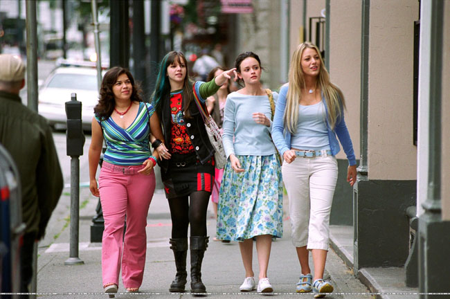 The Sisterhood of Traveling Pants is Back! Kind of…