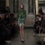 Striking Patterns, Bold Colors and Zodiac Motifs from Emilio Pucci in Milan